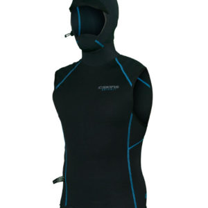 C SKINS HotWired-Hooded-Vest